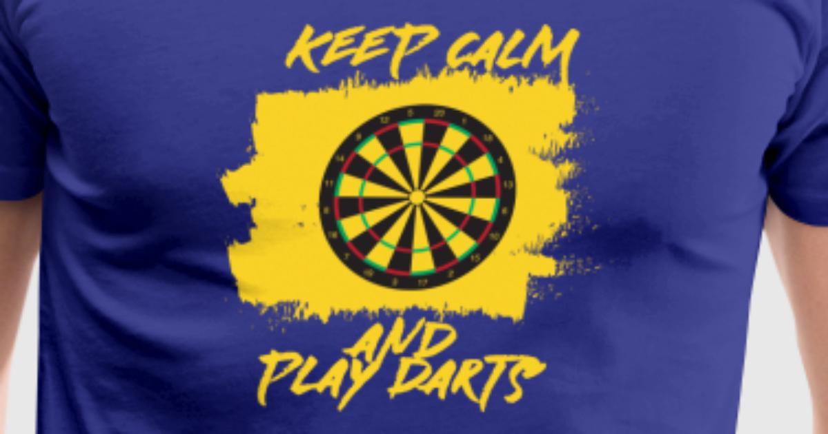 dart keep calm darts bullseye triple gift by you are weird