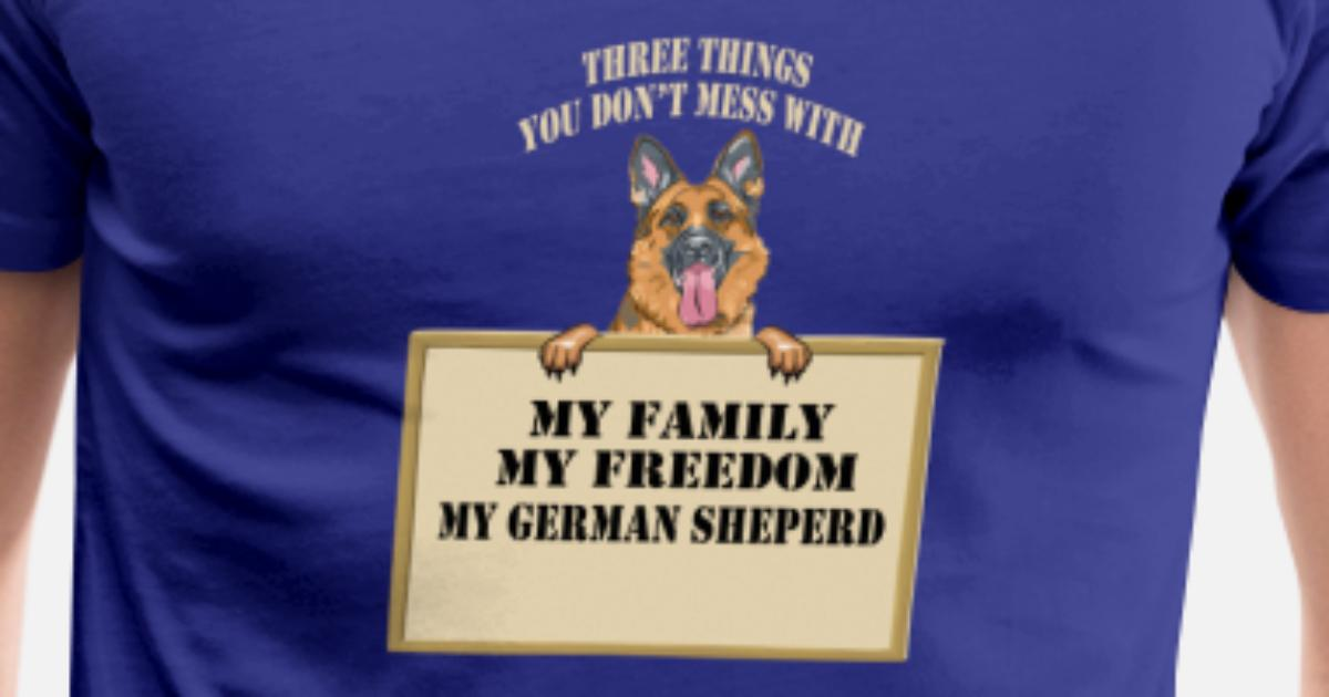 Three Things You don't Mess with My Family My Free by SPIRITSHIRTSHOP |  Spreadshirt