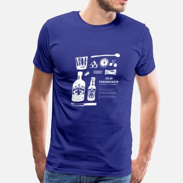 Old Fashioned Old Fashioned - Men's Premium T-Shirt