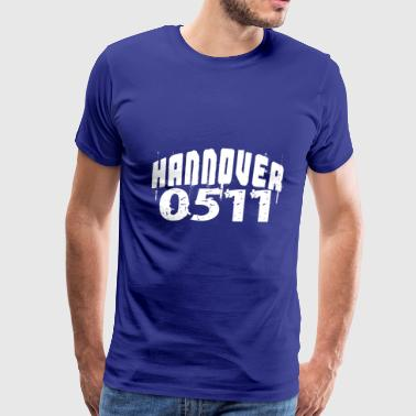 Hannover design motive Germany - Men's Premium T-Shirt