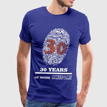 30 Years - Men's Premium T-Shirt