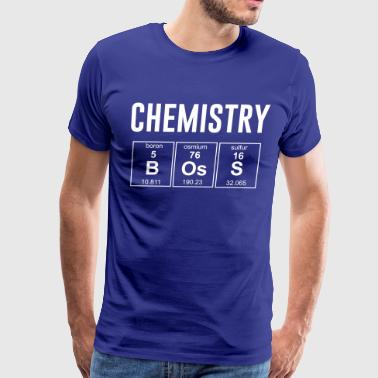 Chemistry Boss - Men's Premium T-Shirt