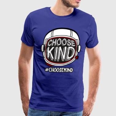 CHOOSE KIND | I Choose Kindness Anti Bullying - Men's Premium T-Shirt