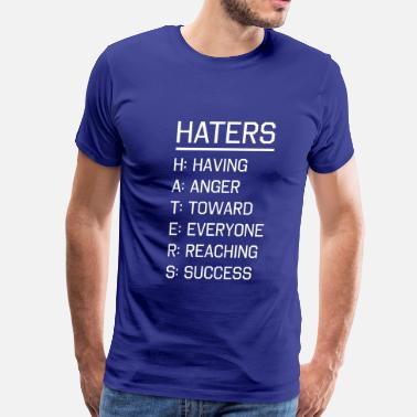 Hater Sports Haters Defined - Men's Premium T-Shirt