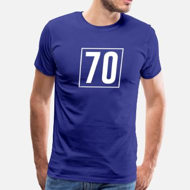 70s In Funny 70 - Men's Premium T-Shirt