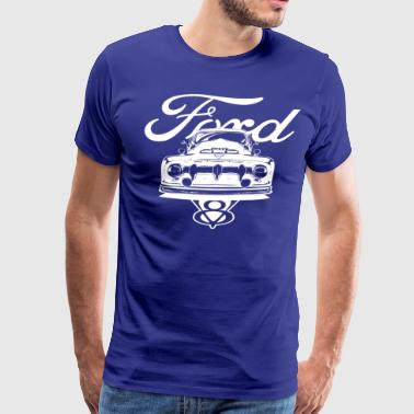 1952 Ford Pickup Shirt - Men's Premium T-Shirt