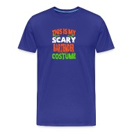 Bartender - SCARY COSTUME HALLOWEEN SHIRT - Menu0027s Premium T-Shirt  sc 1 st  Spreadshirt & Bartender - SCARY COSTUME HALLOWEEN SHIRT by TrendzShack | Spreadshirt
