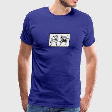 Samurai Showdown - Men's Premium T-Shirt