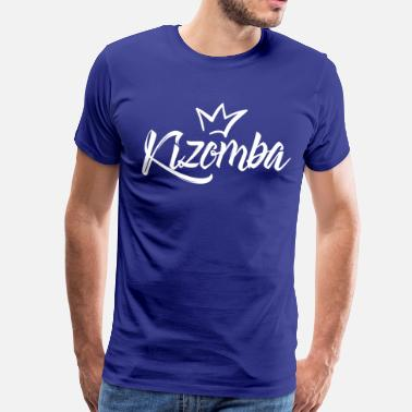 Zouk kizomba crown - Men's Premium T-Shirt