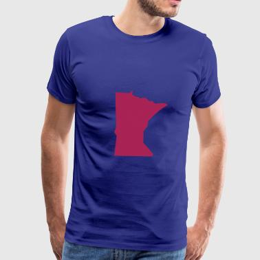 Minnesota - Men's Premium T-Shirt