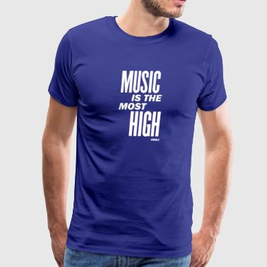 most is the most high by wam - Men's Premium T-Shirt