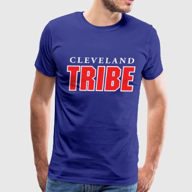 Cleveland Tribe - Men's Premium T-Shirt