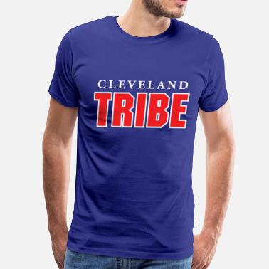 Tribes Cleveland Cleveland Tribe - Men's Premium T-Shirt
