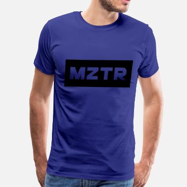 Royal Blue MzTr Shirt - Royal Blue - Men's Premium T-Shirt