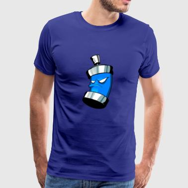 spray can - Men's Premium T-Shirt