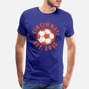 Cincinnati Test - Men's Premium T-Shirt