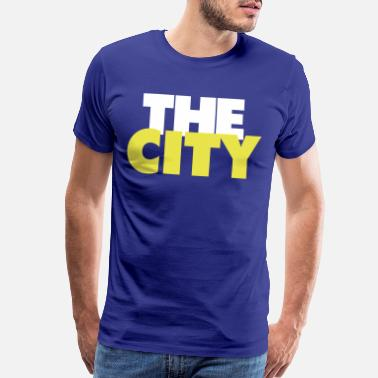 Golden State The City - Men's Premium T-Shirt