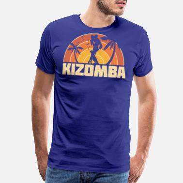 ​ Kizomba kizomba beach - Men's Premium T-Shirt