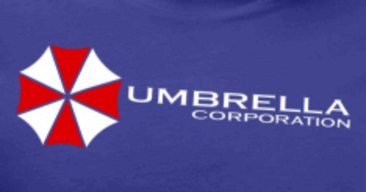 7d17e93dd6e1c Merchandise 24 7 Resident Evil T-Shirt - Umbrella Corporation (S)