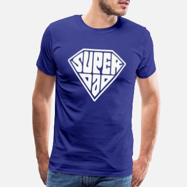 Super Super Dad - Men's Premium T-Shirt