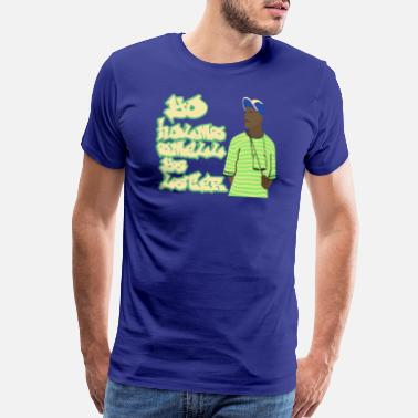 Fresh Prince Fresh Prince Yo Holmes Smell Ya Later - Men's Premium T-Shirt
