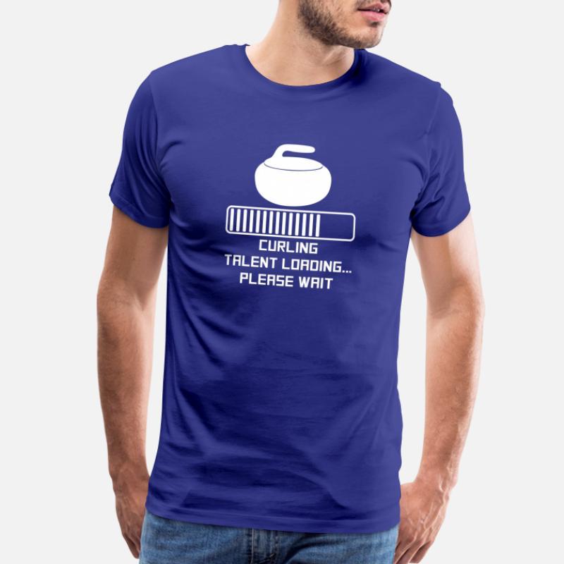 Shop Curling T-Shirts online  9df6905970