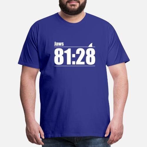 747b72cba41d19 Jaws  You re gonna need a bigger boat Men s Premium T-Shirt ...