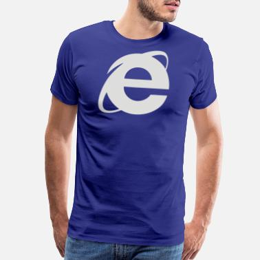 Internet Explorer - Men's Premium T-Shirt