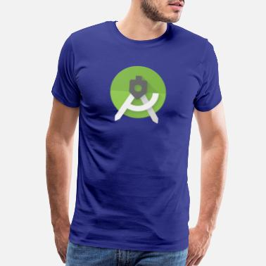 Android Android Studio - Men's Premium T-Shirt