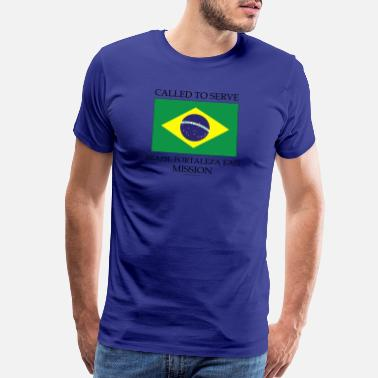 Lds Mission Brazil Fortaleza East Mission LDS Mission Called - Men's Premium T-Shirt