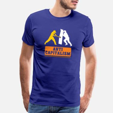 Anti Capitalism Anti Capitalism communism gift idea christmas - Men's Premium T-Shirt