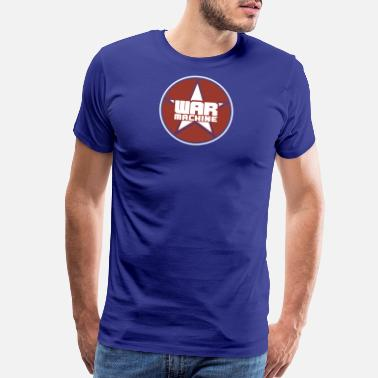 War Machine War Machine Star - Men's Premium T-Shirt