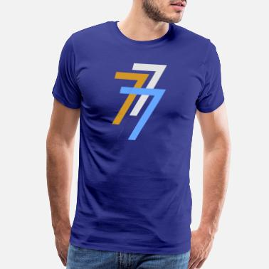 Ronaldo Number Seven - Men's Premium T-Shirt