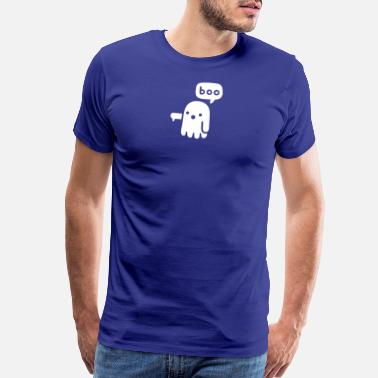 Boo Ghost Of Disapproval Boo Shirt - Men's Premium T-Shirt