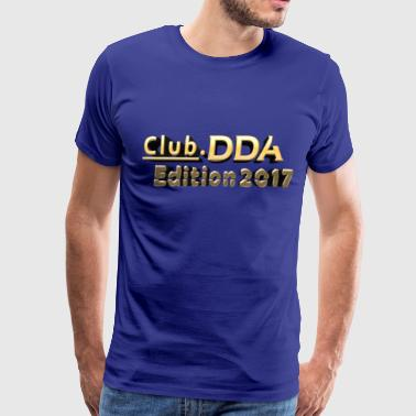 club dda - Men's Premium T-Shirt