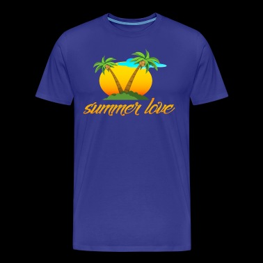 Summer Love Collection - Men's Premium T-Shirt