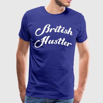 British Hustler - Men's Premium T-Shirt