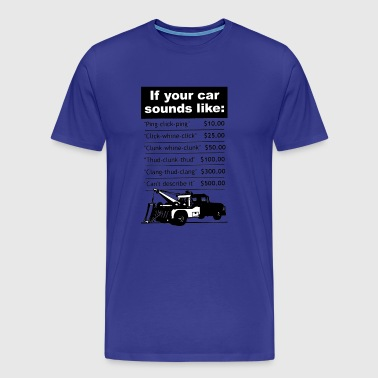 carsounds - Men's Premium T-Shirt