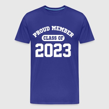 Class Of 2023 - Men's Premium T-Shirt