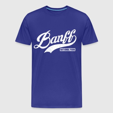 Banff National Park - Men's Premium T-Shirt