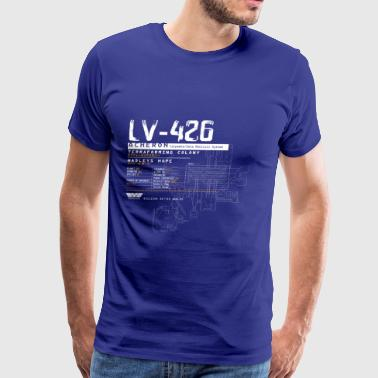 LV-426 - Men's Premium T-Shirt