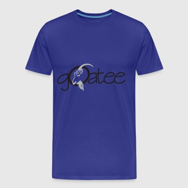 goatee - Men's Premium T-Shirt