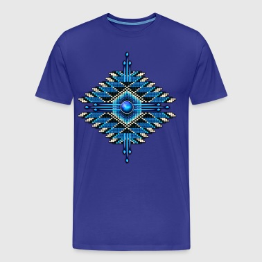 Native Sunburst 31 - Men's Premium T-Shirt