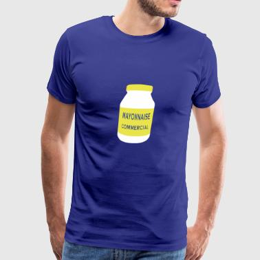 Mayonnaise Every Film and TV set - Men's Premium T-Shirt
