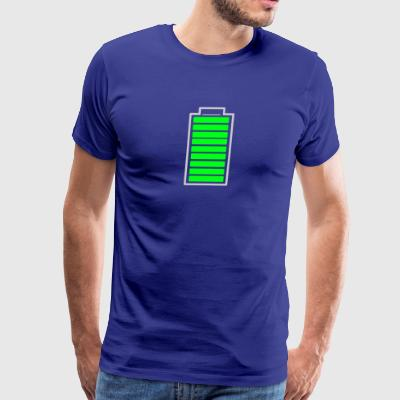 Full Charge - Men's Premium T-Shirt
