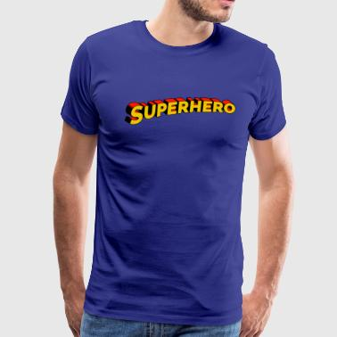 SUPERHERO - Men's Premium T-Shirt