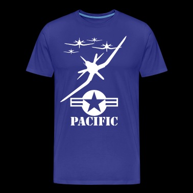 pacific wite - Men's Premium T-Shirt