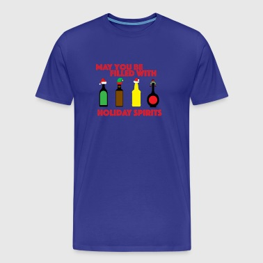 Holiday Spirits - Men's Premium T-Shirt