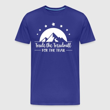 Trail - Men's Premium T-Shirt
