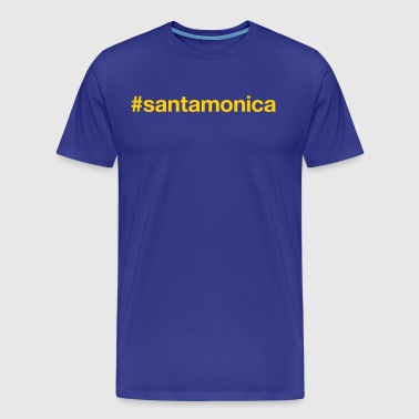 SANTA MONICA - Men's Premium T-Shirt